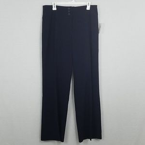 Style & Co Stretch Mid Rise Wide Leg Pants
